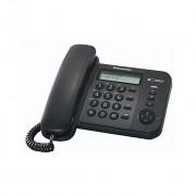 Panasonic Kx-Ts560ex1b Colore Nero Telefono Con Filo