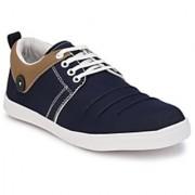 BB LAA Blue Men's 910 Canvas Shoes