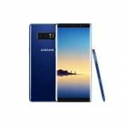 Samsung Galaxy Note 8 (Dual Sim, 256GB, Deepsea Blue, Special Import)