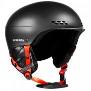 ROBSON lyžařská přilba černá, vel. L/XL Spokey