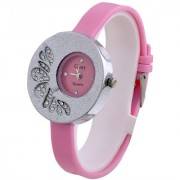 TRUE CHOICE PINK PEACOCK Analog Watches for Women and Girl