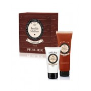 Perlier Sandalo cofanetto After Shave + Shower Gel