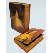 Könyv doboz 2 db (Sissi)
