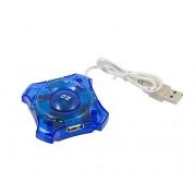 4X USB 2.0 HUB 12Mbs