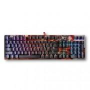 Клавиатура A4Tech Bloody B810R TANK, щампа, механична, гейминг, подсветка, USB