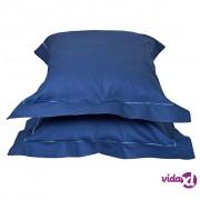Emotion jastučnice koje se ne glačaju 2 kom 60 x 70 cm plave 0222.24.71