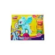 Conjunto Play-Doh My Little Pony Pônei E Penteados - Hasbro