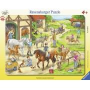 PUZZLE TIP RAMA FERMA, 40 PIESE - RAVENSBURGER (RVSPC06164)