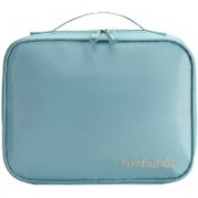 Shree Shyam Products Travel Makeup Bags Cosmetic Case Organizer Portable Storage Bag Cosmetics Makeup & Toiletry Accessories Bag Set Of 1 Pcs Travel Toiletry Kit(Green)