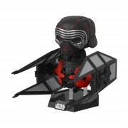 Pop! Vinyl Star Wars Episodio IX: L'Ascesa Di Skywalker - Kylo Ren Leader Supremo Figura Pop! Vinyl Deluxe