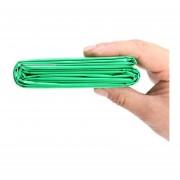 EH AT9041 210 * 130cm Utilizar Repetidamente Manta Verde De Emergencia
