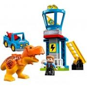 LEGO DUPLO Jurassic World 10880 T. rex i promatračnica