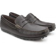 Clarks Kolin Limit Tumb Men Loafers For Men(Brown)