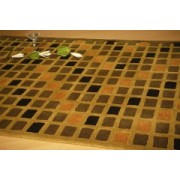 Vlněný koberec DESIGN Field d-12, 170x240 cm