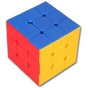 Sam Magic Cube 3X3X3 Speed RubikS Stickerless (1 Pieces)