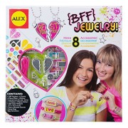 Alex Toys Do It Yourself Wear BFF Jewelry Activity Kit with Materials for Accessories, Multi Color