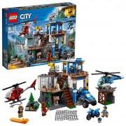 Lego City Police 60174, Bergspolisens högkvarter
