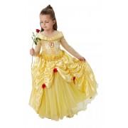 Detský kostým Princezna Bella - Pre vek (rokov) 3-4