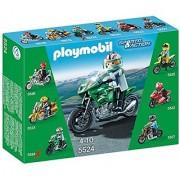 PLAYMOBIL Sports Bike Set
