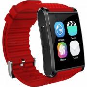 Eastor X11 3G Android 5.1 MTK6580 Bluetooth reloj inteligente - Rojo