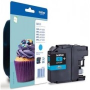 Brother LC-123 Cyan Ink Cartridge for MFC-J4510DW - LC123C