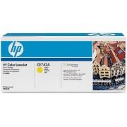 Toner HP CE742A (Galben)