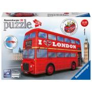 Ravensburger 3D Puzzle. London Bus