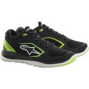 Alpinestars Alloy Zapatos Negro Verde 42 43