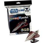 Комплект за сглобяване - Джедайски кораб Star Wars Revell, 06731