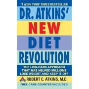 Dr. Atkins' New Diet Revolution: Completely Updated!, Paperback