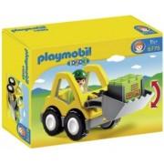 PlayMobil 1.2.3 EXCAVATOR