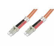 Patch Fibra Optica duplex, Multimode, 50/125 LC - LC 2m