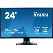 iiyama 23,6-inch LCD Monitor LED achtergrondverlichting X2481HS-B1