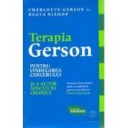 Terapia Gerson pentru vindecarea cancerului - Charlotte Gerson Beata Bishop