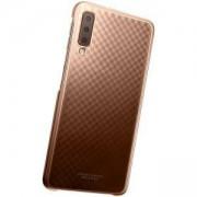 Калъф Samsung Galaxy A7 2018 Gradation cover Gold, EF-AA750CFEGWW