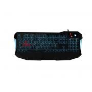 Клавиатура A4Tech B130 USB LED Black