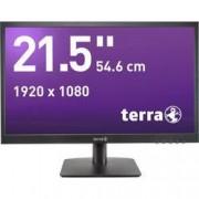 Terra LED monitor Terra LED 2226W, 54.6 cm (21.5 palec),1920 x 1080 px 5 ms, MVA LED Audio-Line-in , HDMI™, VGA