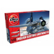 Airfix Kit constructie Electric Lightning F6