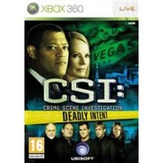 Csi Crime Scene Investigation Deadly Intent Xbox360