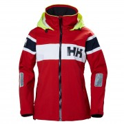 Helly Hansen Womens Salt Flag Jacket XS Red