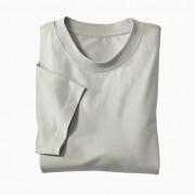 Ecologisch T-Shirt voor HEM & HAAR, grijs XXL