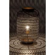 Kare Design - Vloerlamp Sultans Palace - H47 Cm - Zwart