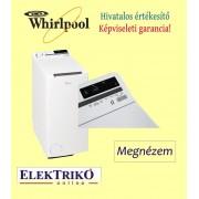 Whirlpool TDLR70230 felültöltős mosógép , A+++ energiaosztály , 7 kg töltősúly , ZEN technológia