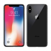 APPLE Grade B iphone X 64Go Gris sideral