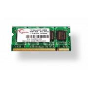 G.Skill 4 GB SO-DIMM DDR3 - 1600MHz - (F3-12800CL9S-4GBSQ) G.Skill SQ-Serie CL9