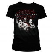 The Last Jedi Troopers Girly Tee