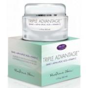 Triple Advantage Cream - crema antirid pentru fermitate si protectie anti-aging