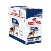 Royal Canin Maxi Adult Wet - 10 x 140 g