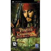 Pirates Of The Caribbean Dead Man's Chest Psp