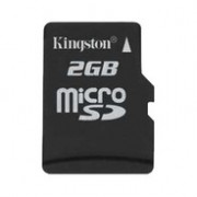 Карта памет Kingston 2 GB Micro SD Card